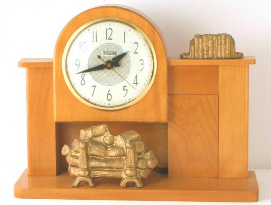 Galleries Snider Clocks Toronto 1950 1976 Snider Fireplace Mantel Clock The Canadian
