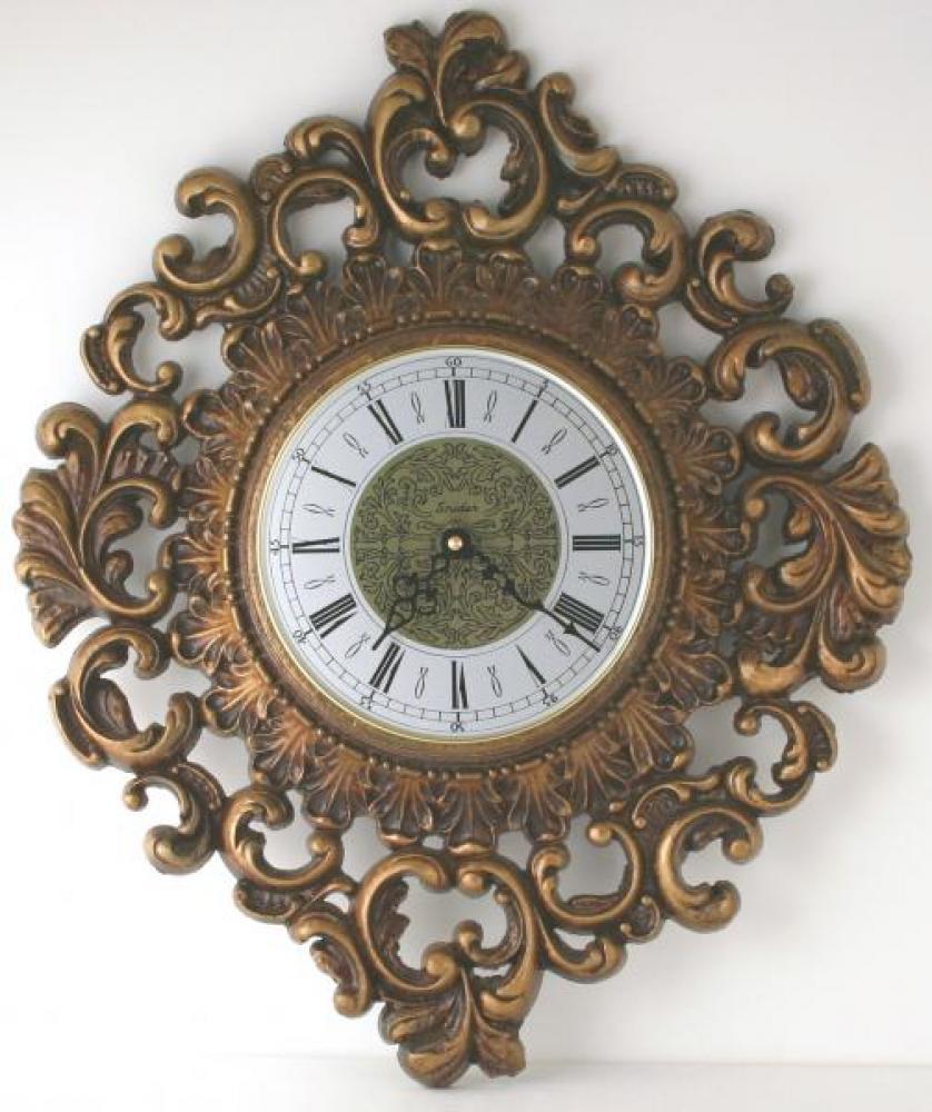 Galleries Snider Clocks Toronto 1950 1976 Snider Ornate Wall