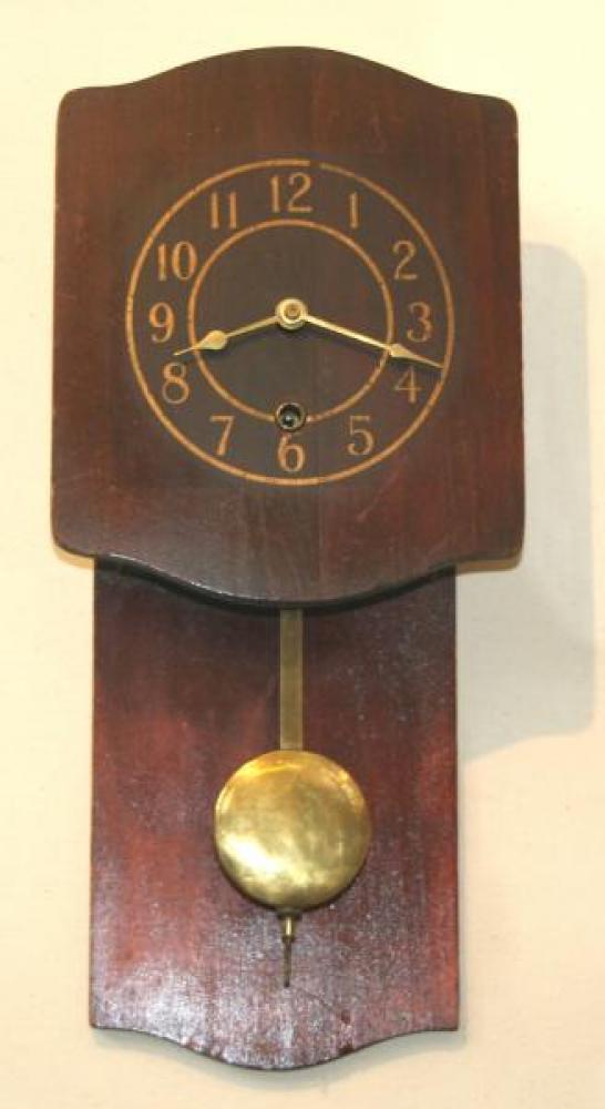 """Pequegnat """"Daisy"""" model wall clock"""