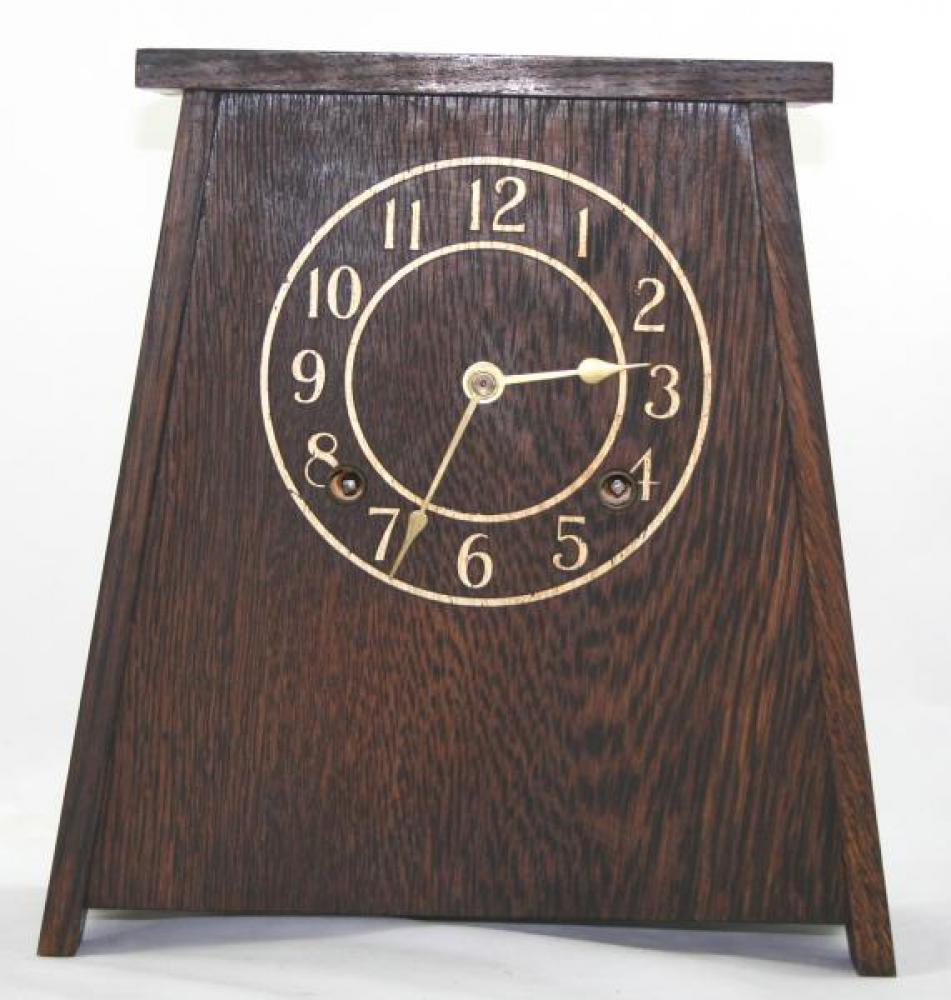 """Pequegnat """"Dominion"""" model mantel clock"""