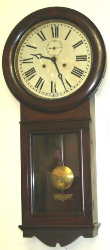 """Pequegnat """"Moncton"""" model wall clock"""