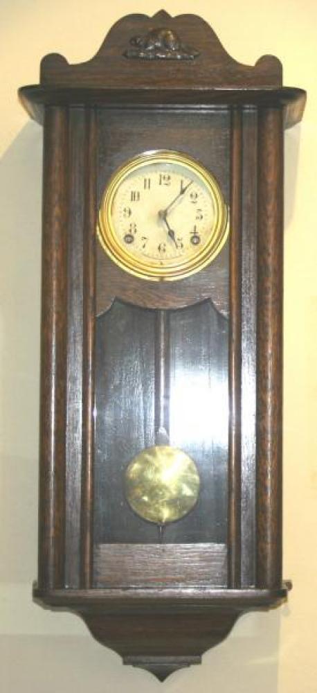 """Pequegnat """"Small Beaver"""" model wall clock"""