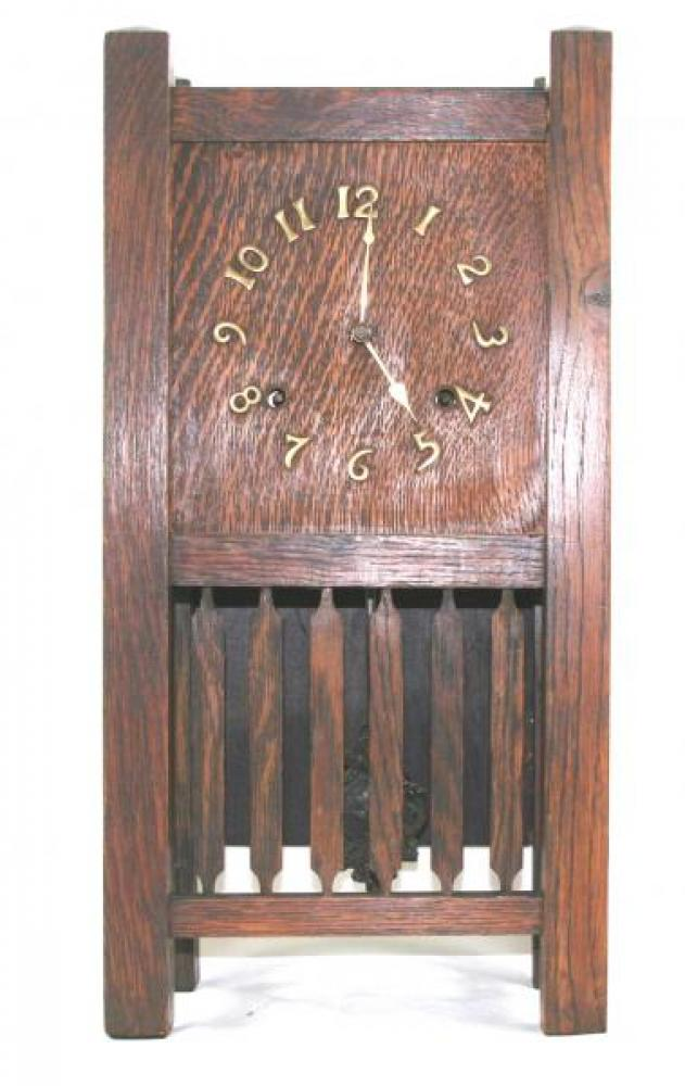 """Pequegnat """"Tokio"""" model mantel clock"""