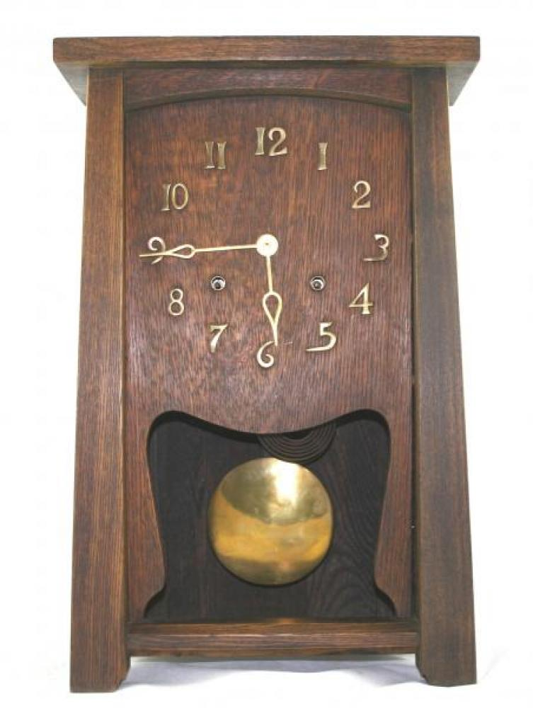 "Pequegnat ""Montreal"" model mantel clock"