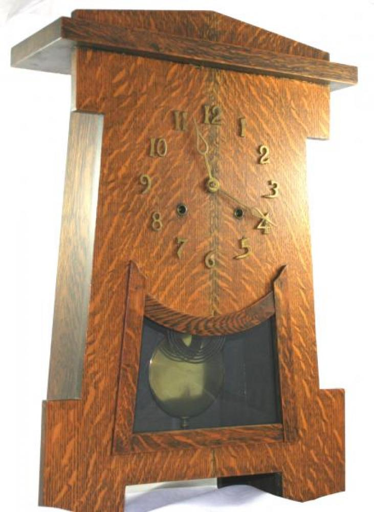 "Pequegnat ""Brantford"" model mantel clock"