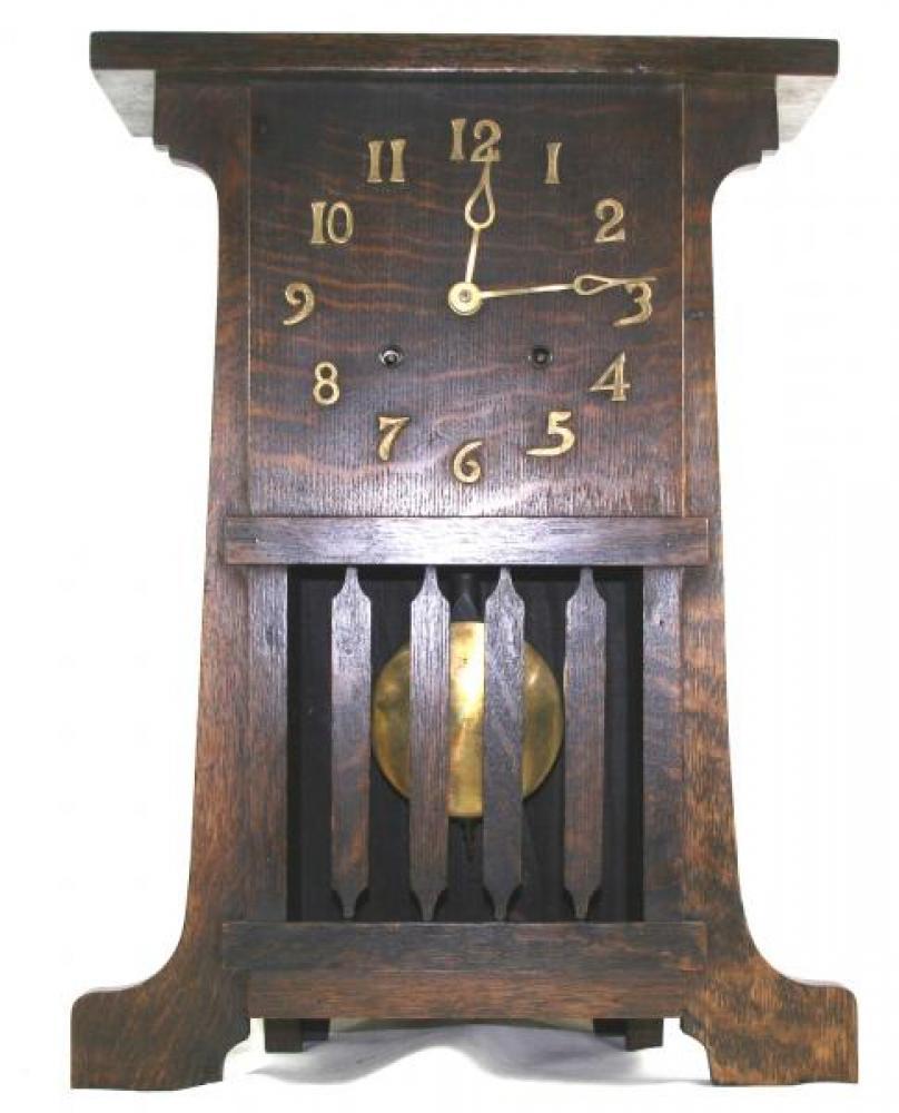 """Pequegnat """"Belleville"""" model mantel clock"""