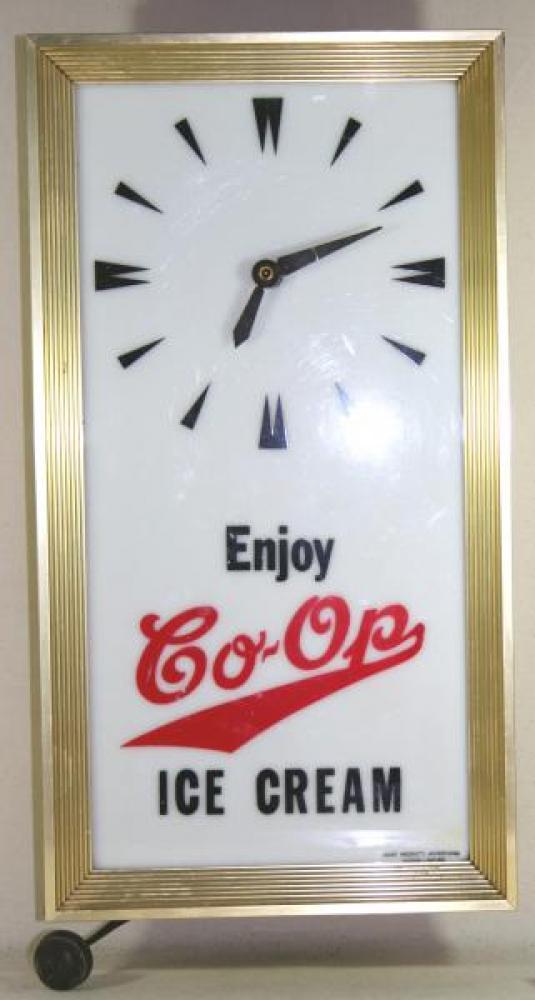 Galleries Canadian Advertising Clocks Advertising