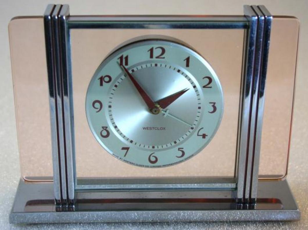 Westclox 1930s Leland  Alarm Clock