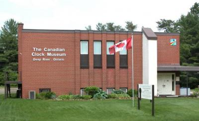 IN 2011 STILL CANADA'S ONLY FORMAL CLOCK MUSEUM