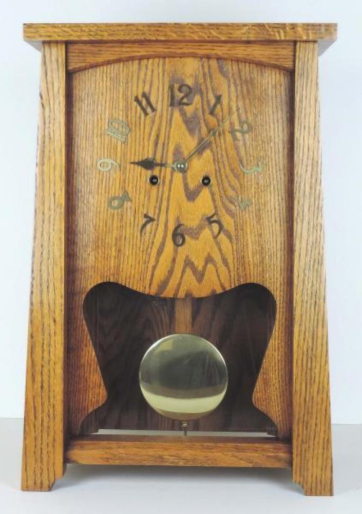 Paul Pequegnat's MONTREAL model mantel clock.