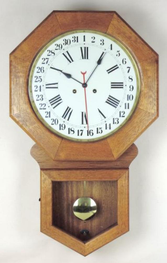 Paul Pequegnat's BRANDON wall clock