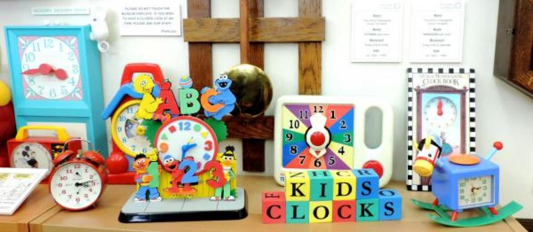 Our children's clocks, picture 1