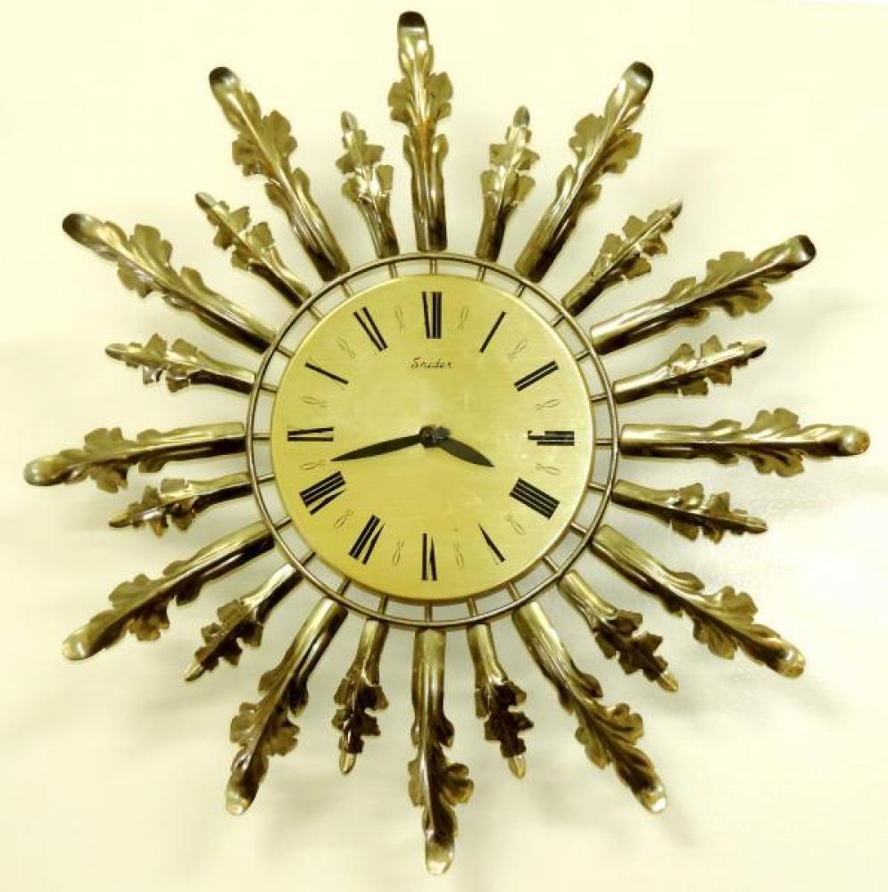 Galleries Snider Clocks Toronto 1950 1976 Snider 1960s Model