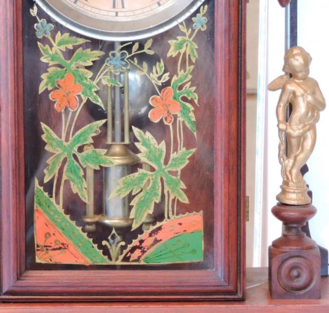 Canada Clock Company Hamilton CITY of HAMILTON model TABLET