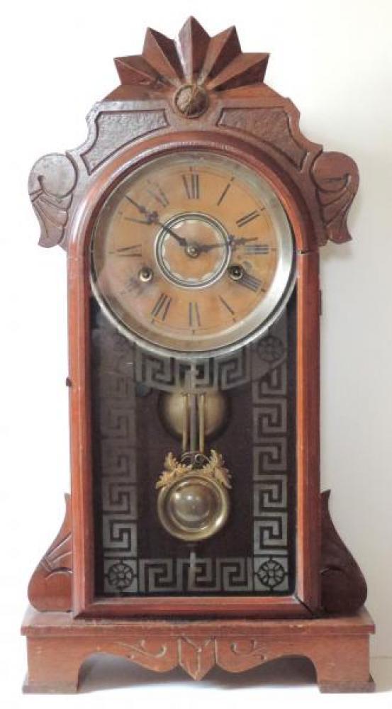 Canada Clock Company Hamilton St LAWRENCE model 1st example FRONT